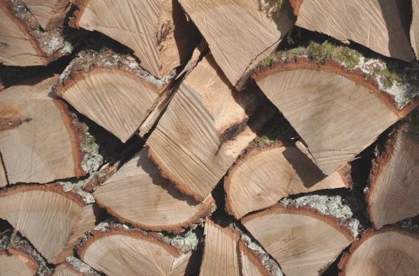 Blog du relais du vert boisbien stocker son bois de chauffage - Ranger du bois de chauffage ...